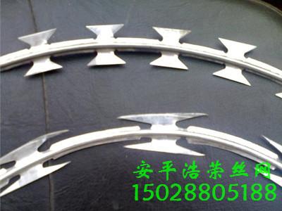 <a href='http://www.chinahrsw.com/'>刀片刺绳</a>