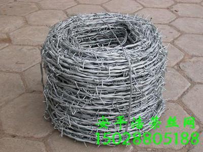 铝包钢刺绳
