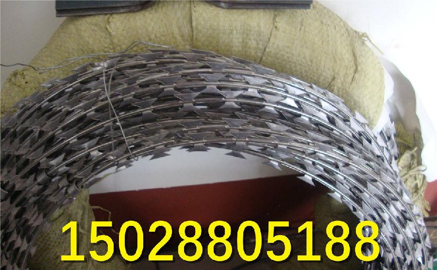 不锈钢刀片刺绳价格