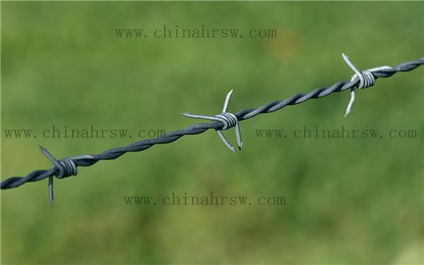 热镀锌刺绳工艺