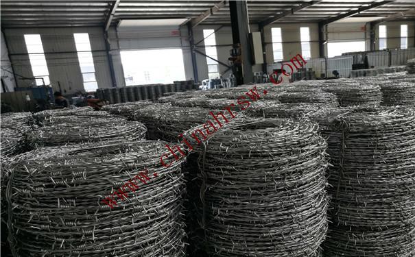 316不锈钢刺绳