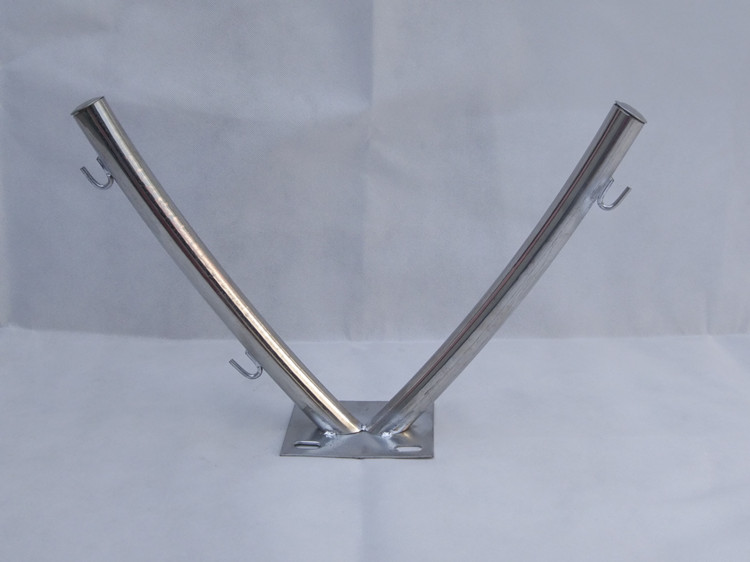 刀片刺绳立柱