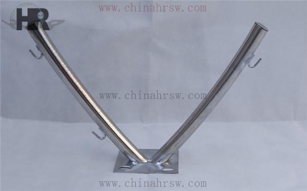 304刀片刺绳专用立柱
