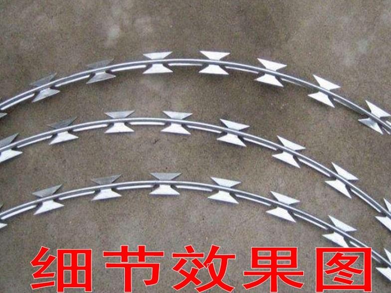 不锈钢刀片刺绳