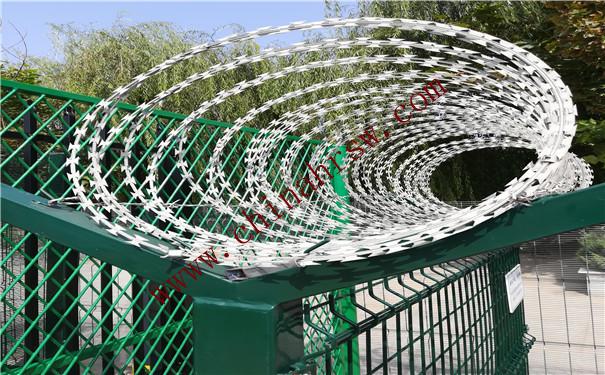 防盗刺绳网