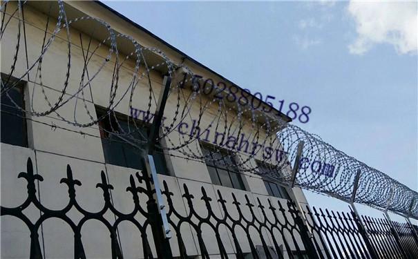 监狱围栏网应用