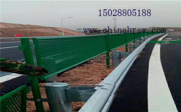 高速公路护栏网施工