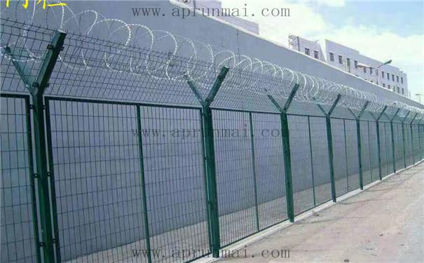 监狱刺丝防护网