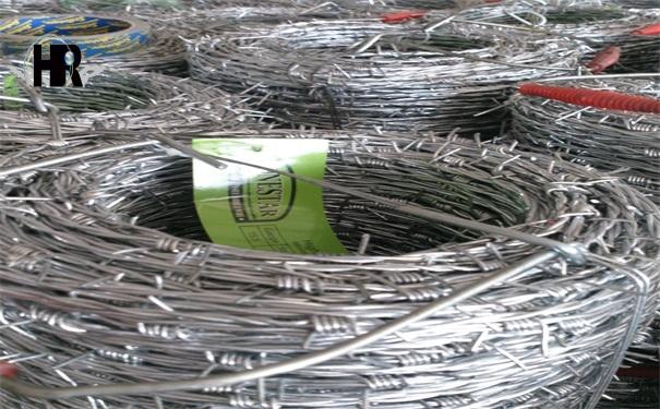 镀锌刺绳应用在养殖行业