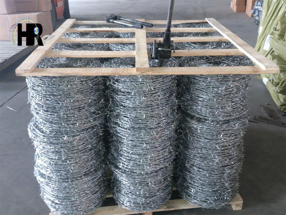 刺绳铁丝网