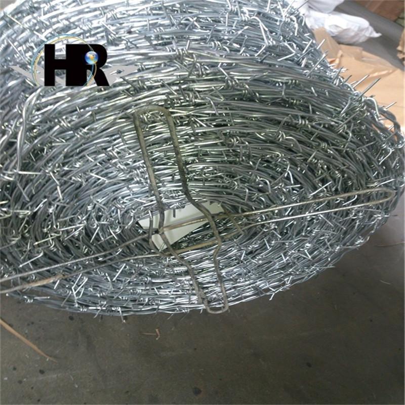 热镀锌刺绳延长使用年限的方法