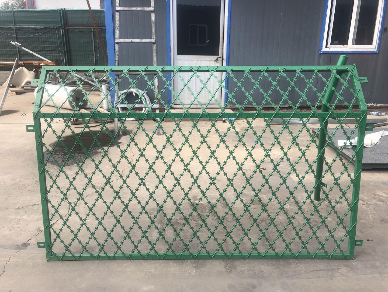 刀片刺绳围栏