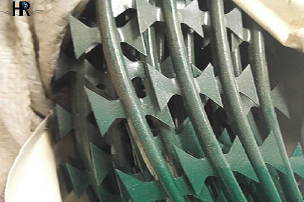 耐用的刀片刺绳辨别方法