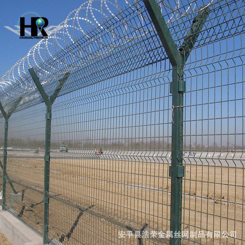 监狱刺绳护栏网