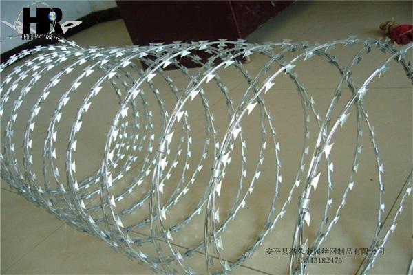 刀片刺绳的作用