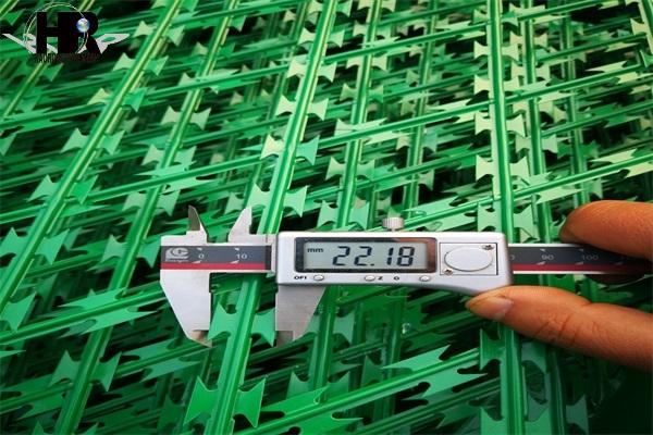 平铺型刀片刺绳特点和用途