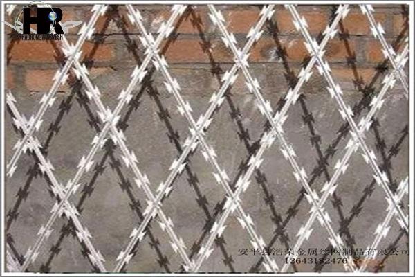 不锈钢刀片刺绳生锈清理方法
